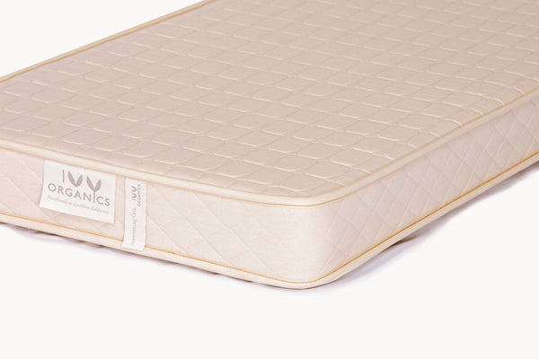 The Cherish - Organic Latex & Coil Crib Mattress | PJs Sleep Company