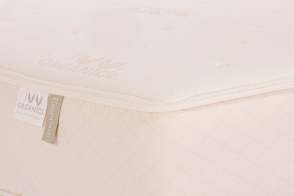 Organic Mattress | The Emerson | Ivy Organics - PJs Sleep Company | Luxury Organic Mattresses & Bedding