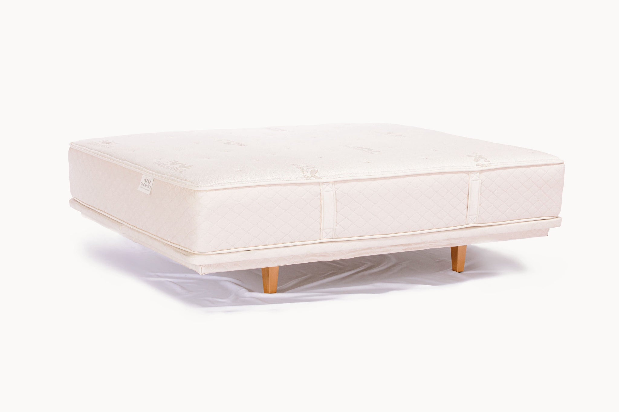 The Abbott (Medium Firm) Luxury-Organic Mattress - Ivy Organics - PJs Sleep Company | Luxury Organic Mattresses & Bedding
