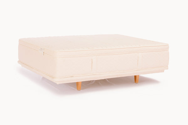 The Euro - Luxury Organic Mattress - PJs Sleep Company | Luxury Organic Mattresses & Bedding