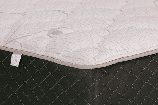 Spirit Cushion-Firm Luxury Green Mattress - PJs Sleep Company | Luxury Organic Mattresses & Bedding
