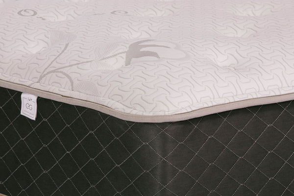 The Spirit-Plush - Ivy Extreme Green Mattress - PJs Sleep Company | Luxury Organic Mattresses & Bedding
