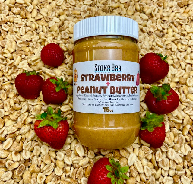 Strawberry Peanut Butter