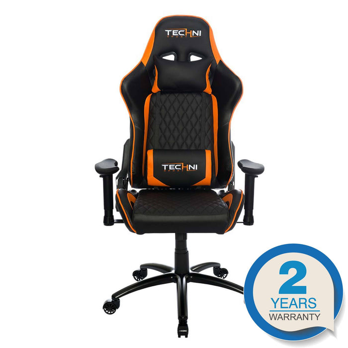 TS50 Orange Gaming Chair
