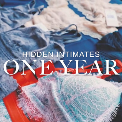 Hidden Intimate One Year