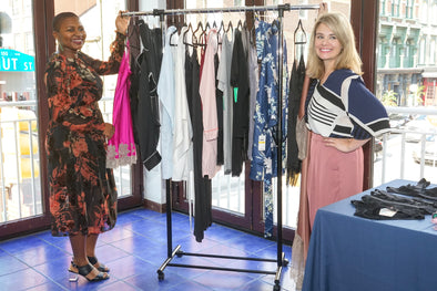Hidden Intimates Pop-Up Event Kate Sisk Flo Mcilwaine