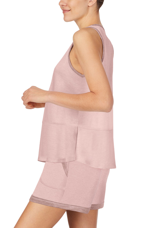 Refinery29 Loungewear Short Set Hidden Intimates