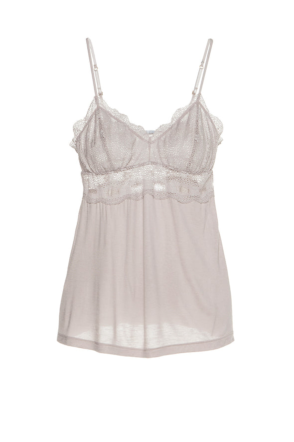 Hidden Intimates Eberjey Opal Jersey Soft Cami