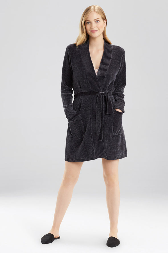 Josie Natori Twilight Robe Hidden Intimates