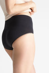 Yummie Ultralight Seamless Shaping Brief Black