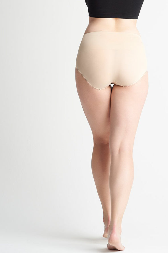 Yummie Ultralight Seamless Shaping Brief Frappe