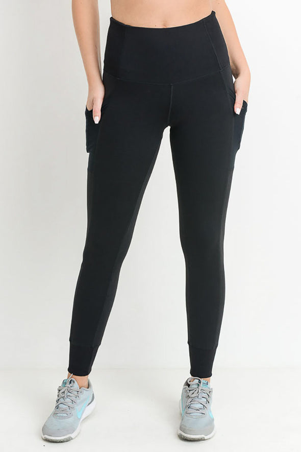 Mono B Active Side Pocket Leggings