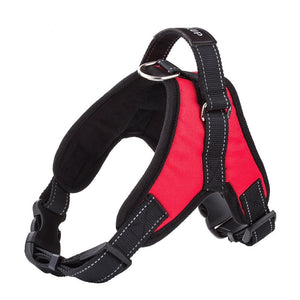 Dog Harness POLICE K9 Collar