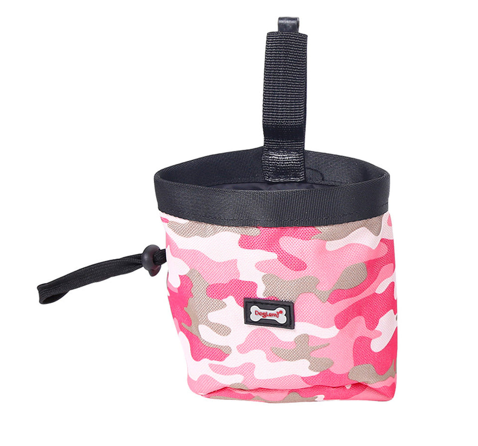 Dog Treat Pouch Camouflage