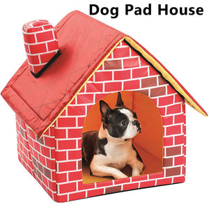 Portable Brick Dog House