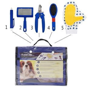 Dog Grooming Set