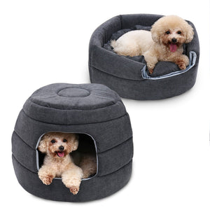 Soft Warm Dog House
