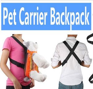 Pet Carrier Backpack Adjustable