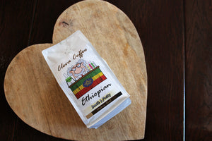 Ethiopian Medium Roast Coffee