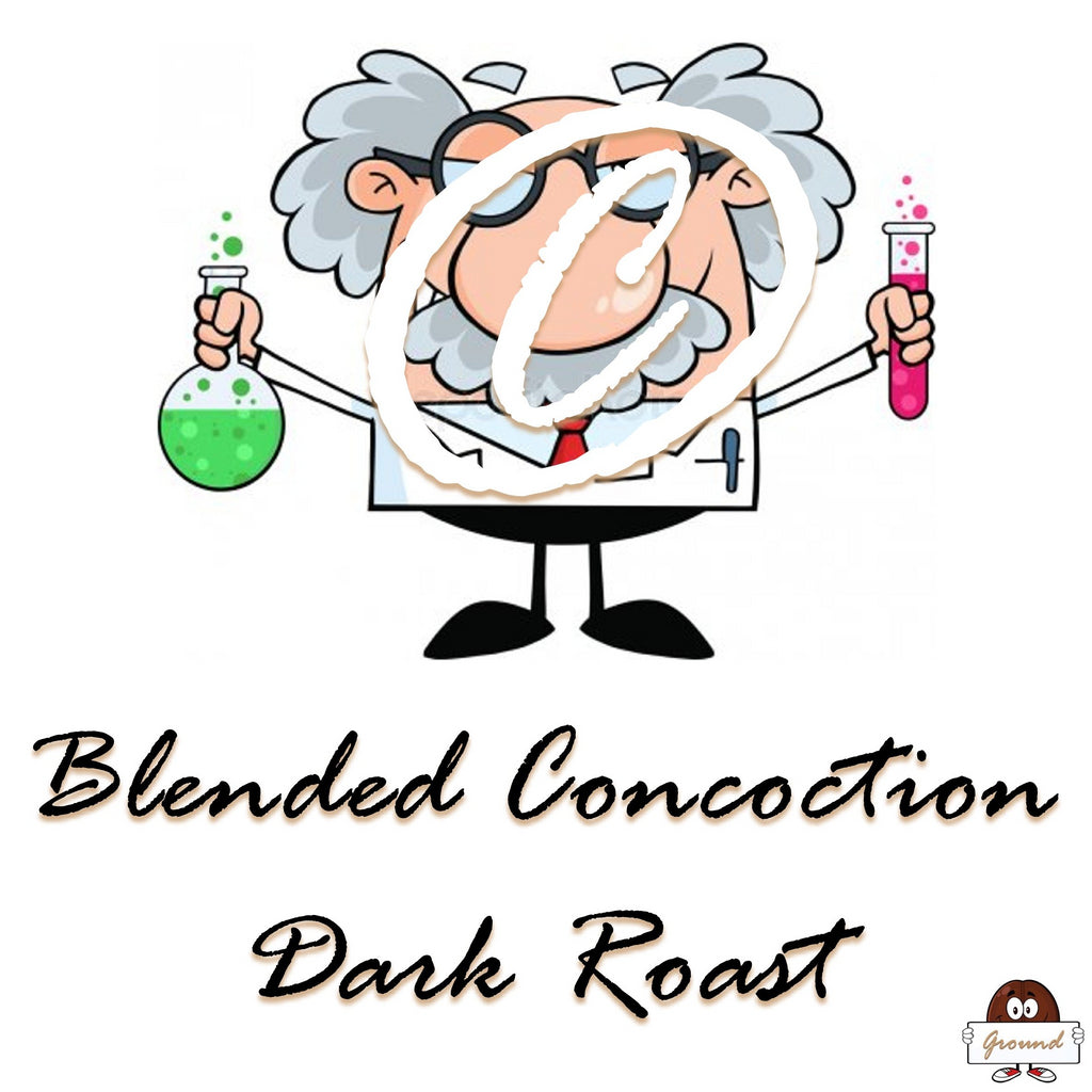Blended Concoction Dark Roast Coffee - Ground