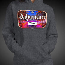 Load image into Gallery viewer, Adventure Time Travel Hoodie Girls Authentic Quality Hoodies Women Hoods - Travell Well