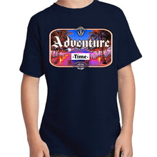 Load image into Gallery viewer, Travis Living Shirt Boys Travel Adventure Time T-Shirt Boy Tees