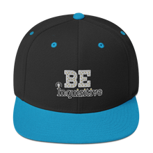 Load image into Gallery viewer, Be Inquisitive Hat Max La Vida Maximize Life Snapback Hats