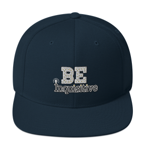 Be Inquisitive Hat Max La Vida Maximize Life Snapback Hats