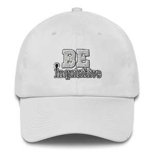 Max La Vida Be Inquisitive Baseball Cap Hats