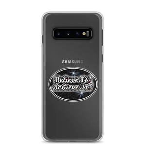 Max La Vida Believe It! Achieve It! Samsung Cases