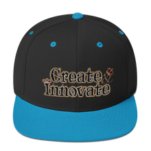 Load image into Gallery viewer, Create Innovate Hat Max La Vida Maximize Life Snapback Hats