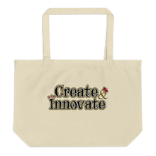 Load image into Gallery viewer, Max La Vida Create Innovate Large Tote Bags