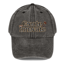 Load image into Gallery viewer, Create Innovate Hat Max La Vida Vintage Hats