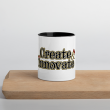 Load image into Gallery viewer, Max La Vida Create Innovate Multi-Color Coffee Mugs