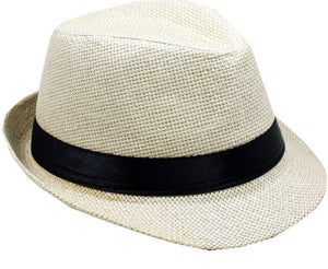 Fedora Jr Size Boys Girls Travis Living Hats Kids Size Light Tan Beige Fedora Hats