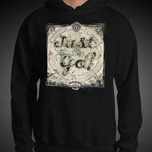 Load image into Gallery viewer, Just Go Travel Hoodie Mens Authentic Quality Hoodies Men Hoods - Travell Well