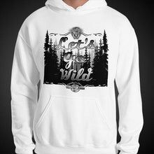 Load image into Gallery viewer, Let's Go Wild Wildlife Hoodie Mens Authentic Quality Hoodies Men Hoods - Travell Well