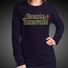 Load image into Gallery viewer, Max La Vida Women's Create Innovate Long Sleeves