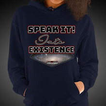Load image into Gallery viewer, Max La Vida Women's Speak It Into Existence Motivational Hoodies