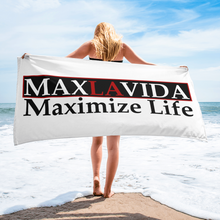 Load image into Gallery viewer, Max La Vida MaxLaVida Maximize Life Towels