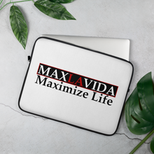 Load image into Gallery viewer, Max La Vida MaxLaVida Maximize Life Laptop Cases