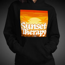 Load image into Gallery viewer, Sunset Therapy Hoodie Girls Authentic Quality Hoodies Women Hoods - Travell Well