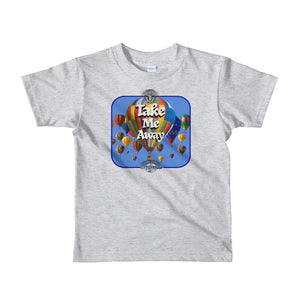 Travis Living Shirt Boys Travel Take Me Away T-Shirt Boy Tees