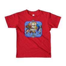 Load image into Gallery viewer, Travis Living Shirt Girls Travel Take Me Away T-Shirt Girl Tees