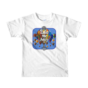 Travis Living Shirt Girls Travel Take Me Away T-Shirt Girl Tees