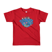 Load image into Gallery viewer, Travis Living Shirt Boys Travel Tee Travel Boom T-Shirt Boy Tees