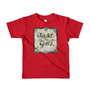 Travis Living Shirt Girls Travel Just Go T-Shirt Girl Tees