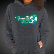 Load image into Gallery viewer, Travell Well Logo Travis Living Hoodie Girls Authentic Quality Hoodies Women Hoods
