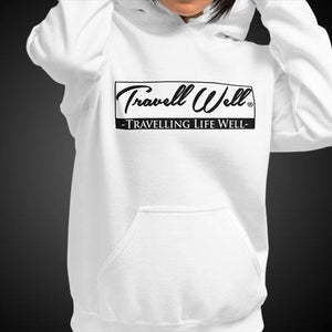 Travell Well Travis Living Hoodie Girls Authentic Quality Hoodies Women Hoods