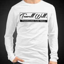 Load image into Gallery viewer, Travell Well Travis Living Tee Men's Long Sleeve Shirt Authentic Quality Men's Shirts